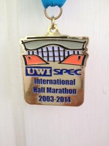 UWI Medal 2014