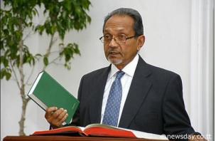 Justice Zainiool Hosein