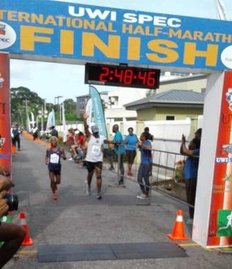 UWI Half Marathon 2017