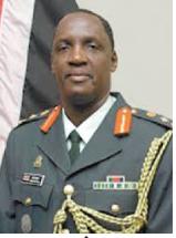 Brig. Gen. Anci Antoine
