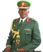 Major General Edmund Dillon